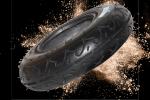 MBS roadie tyre